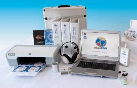 EtaScan Komplettsystem
