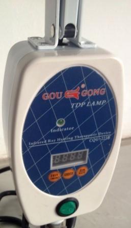 Gou Gong TDP Lampe Bedienelement