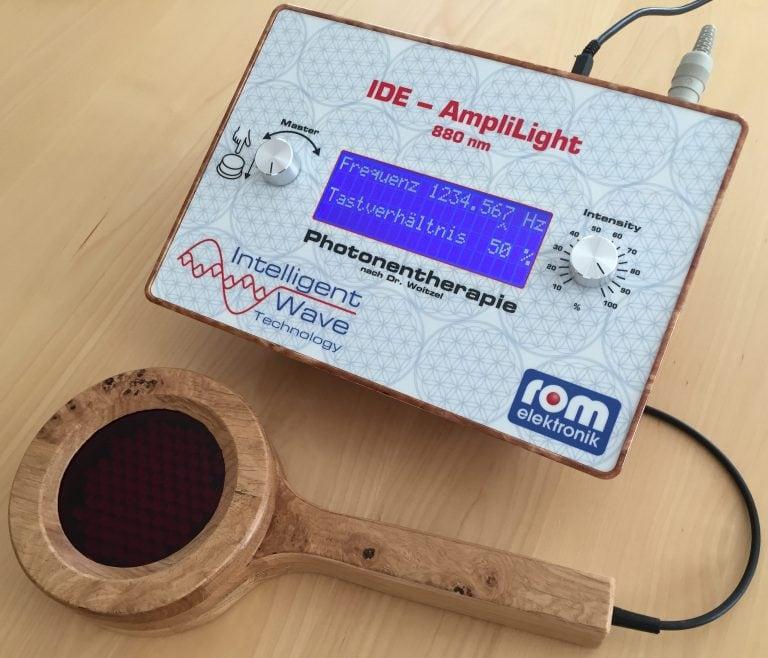 IDE-AmpliLight - Photonentherapie