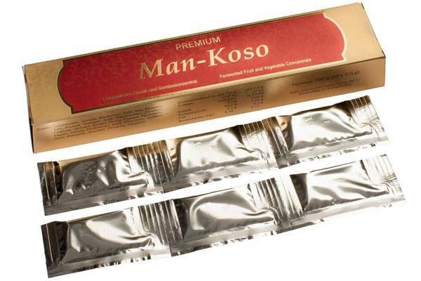 Man Koso Premium 60 Beutel