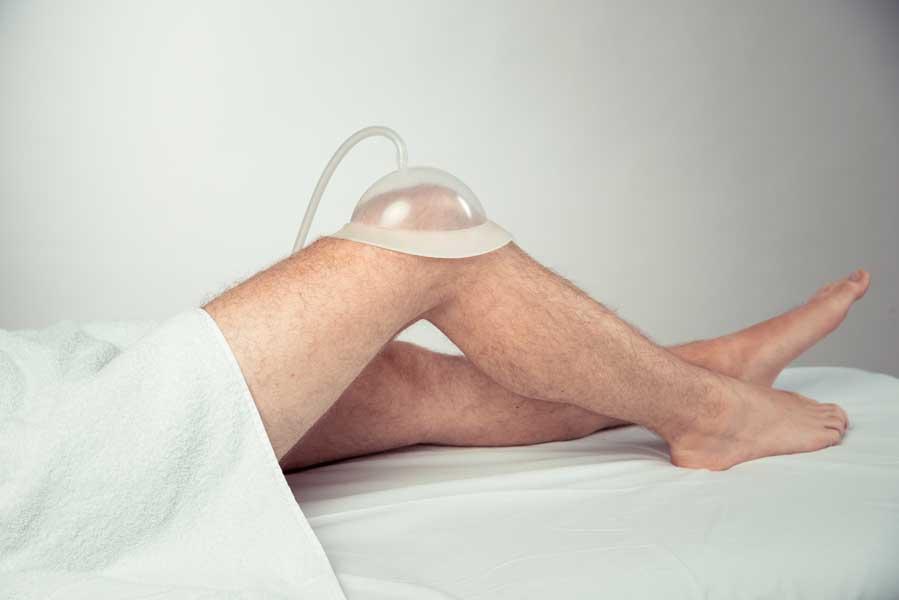 HeVaTech Kniegelenk