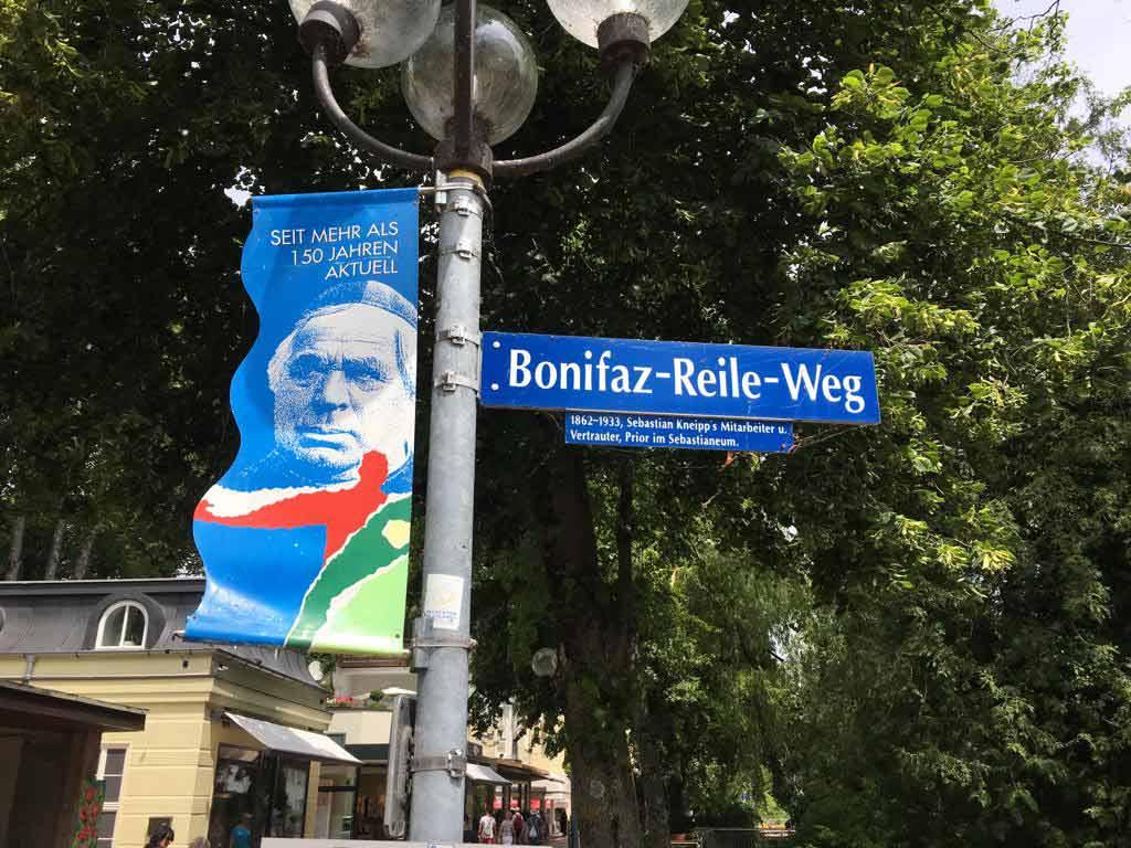 Bonifaz Reile Weg